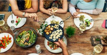 ¿Que comer en un restaurante para no subir de peso? ¿Cómo hacer?